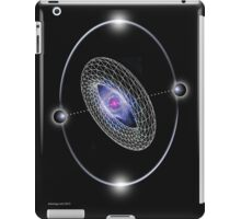 sun earth moon iPad Case/Skin