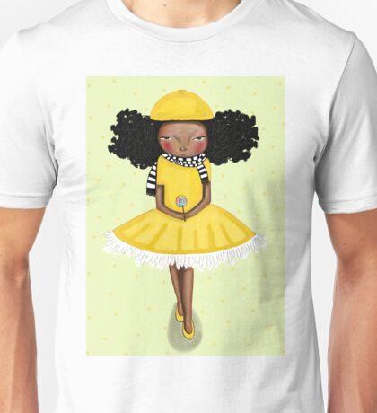 Girl in the Yellow Dress - Beatrice Ajayi  Unisex T-Shirt