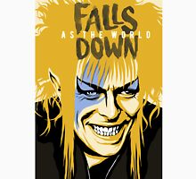As the World Falls Down Unisex T-Shirt