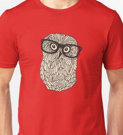 Smart owl Unisex T-Shirt