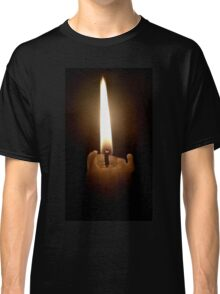 Candle Flame Classic T-Shirt
