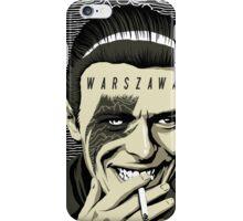 Warszawa iPhone Case/Skin