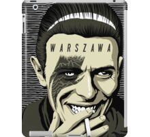 Warszawa iPad Case/Skin