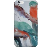 KING PARROTS iPhone Case/Skin