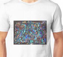 Shovelling the funk - REVERSI Unisex T-Shirt