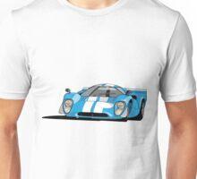 Lola T70 MKIII - Blue Unisex T-Shirt