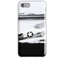 Waiting to Fly Again  iPhone Case/Skin