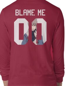 Fire Emblem Fates - Blame Takumi Long Sleeve T-Shirt