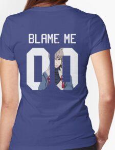 Fire Emblem Fates - Blame Takumi Womens Fitted T-Shirt
