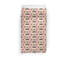 Moustache Duvet Cover