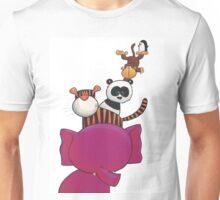 Splatter Stack Unisex T-Shirt
