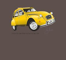 Citroën 2CV from For Your Eyes Only Unisex T-Shirt
