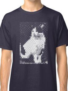 Domino, the Black & White Cat Classic T-Shirt