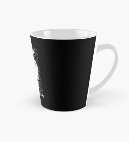 Domino, the Black & White Cat Tall Mug