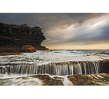 Across the Abyss Photographic Print