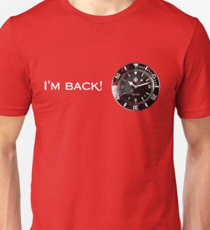 NTH Oberon - I'm Back Unisex T-Shirt
