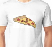 Happy lil Pizza Unisex T-Shirt