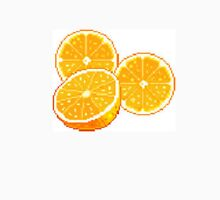 Pixel Oranges Unisex T-Shirt