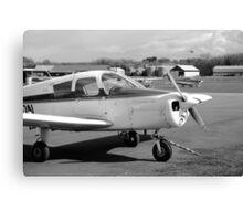 Aviation - Piper Pa-28-140 Cherokee Canvas Print
