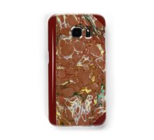 Classic Victorian Patterned Book Cover Design Samsung Galaxy Case/Skin