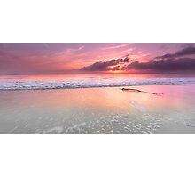 Woorim Sunrise - Bribie Island Qld Australia Photographic Print