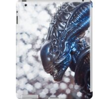 Alien from sci-fi movie iPad Case/Skin
