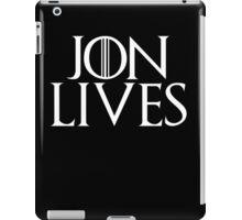 Jon Lives iPad Case/Skin