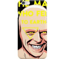 The Man Who Fell to Earth iPhone Case/Skin