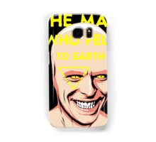 The Man Who Fell to Earth Samsung Galaxy Case/Skin