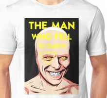 The Man Who Fell to Earth Unisex T-Shirt