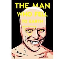 The Man Who Fell to Earth Photographic Print