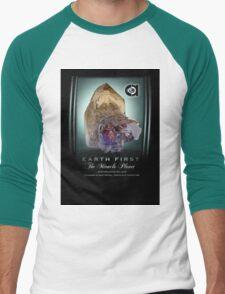 rocks geology Men's Baseball ¾ T-Shirt