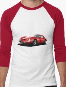 Ferrari 250 GTO Men's Baseball ¾ T-Shirt