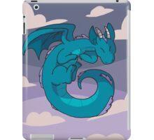 Spiral dragon iPad Case/Skin