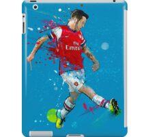 Painted Wilshere iPad Case/Skin