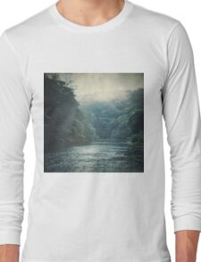 Valley and River Long Sleeve T-Shirt