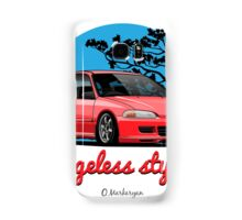 Ageless Style Civic EG (red) Samsung Galaxy Case/Skin