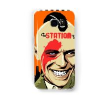 Station to Station Samsung Galaxy Case/Skin