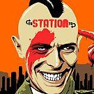 Station to Station by butcherbilly