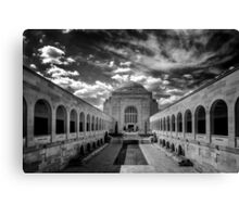 War Memorial - Canberra Canvas Print