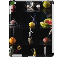 I Hate Fruit iPad Case/Skin
