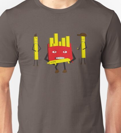 Fry Gang Unisex T-Shirt