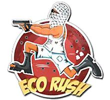 Eco RUsh Photographic Print