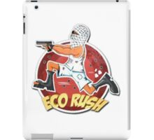 Eco RUsh iPad Case/Skin