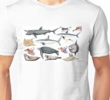Marine wildlife Unisex T-Shirt