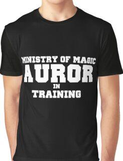 Auror in Training Graphic T-Shirt