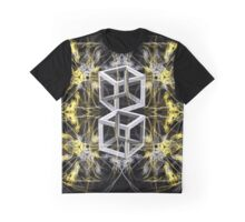 fusion techno mandala Graphic T-Shirt