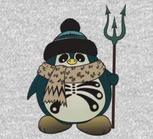 Harold The Penguin One Piece - Short Sleeve