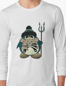 Harold The Penguin Long Sleeve T-Shirt