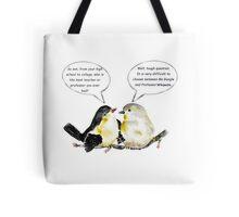 Ms Google or Professor Wikipedia Tote Bag